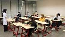 Bilgievleri ve Akademi Liselerde yüz yüze eğitim heyecanı