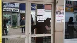 Çaycuma'da belediye binasına silahlı saldırı
