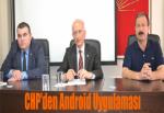 CHP'den Android Uygulaması