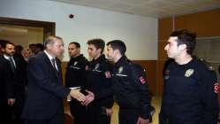 Cumhurbaşkanı Erdoğan'dan polislere talimat