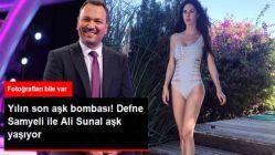 Defne Samyeli ile Ali Sunal Aşk Yaşıyor