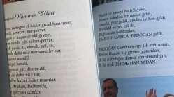 Erdoğan'ı kızdıran 'ölçüsüz övgülerle' dolu şiirler