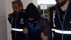 Eski eşini öldüren şüpheli tutuklandı