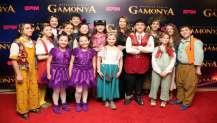 """""""Gamonya: Hayaller Ülkesi"""" filminin galası BKM'de yapıldı"""