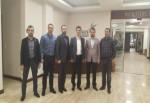 GEBZE TEKNİK ÜNİVERSİTESİ REKTÖRÜ PROF. DR. HALUK GÖRGÜNE' E ZİYARET