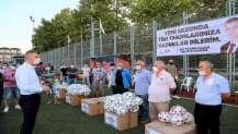 Gölcük Belediyesinden amatör futbol kulüplerine destek