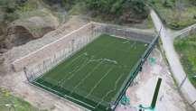 Gölcük köylerine futbol sahası