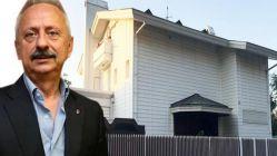 Haluk Ulusoy'un villası icradan satılacak