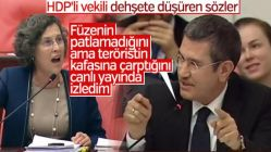 HDP'li Kerestecioğlu'nun SİHA tepkisi: Dehşete kapıldım