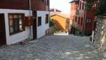 Her bir yapısı eser olan 'Kapanca Sokak'