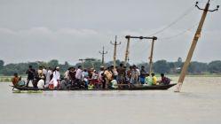 Hindistan'da yine sel felaketi