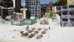 Hollanda'da Halep'i Yaşa minyatür sergisi