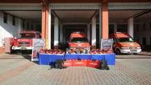 Hyundai Assan, itfaiyenin gücüne güç kattı