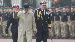 İngiltere Kraliçesi'nin eşi Prens Philip emekliye ayrıldı