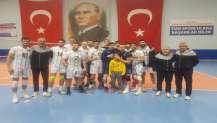 Kağıtspor, Voleybol'da liderliğini sürdürüyor