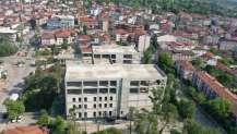 Kandıra'nın yeni hizmet binası yükseldi