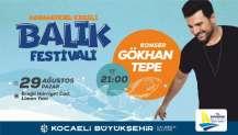 Karamürsel-Ereğli'de, Balık Festivali heyecanı