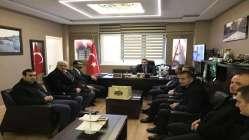 KİHMED' DEN POLİS TEŞKİLATINA DESTEK ZİYARETİ