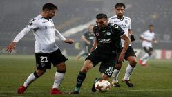Konyaspor da UEFA'dan elendi