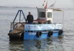 Körfezden 146 ton atık süpürüldü