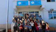 Köy okulları, kağıdın büyülü dünyası ile tanışıyor
