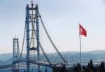 Lodos Osmangazi Köprüsü'ne yaradı