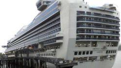 Lüks gemi turunda cinayet: Karısını fazla güldüğü için öldürdü