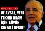 Mancini kararından sonra Aysal'dan ilk sözler