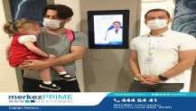 Merkez Prime Hastanesi Çocuk Ortopedi Kliniği İlk Misafiri