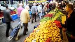 Meyve ve Sebze 'Güldürdü'