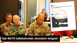 NATO'daki Skandalın Belgesi Ortaya Çıktı