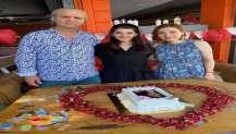 Pınar Gökçe'ye yeni yaş sürprizi