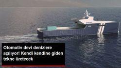 Rolls-Royce, Kendi Kendine Gidebilen Tekne Üretiyor