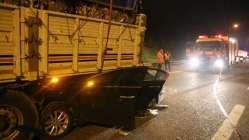 Sakarya'da feci kaza: 1 ölü 6 yaralı