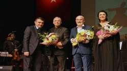 Şehitlerimizi Büyükşehir'in Şehidan-ı Şeb-i Arus Programı'yla andık