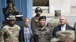 Son dakika... ABD resmen ilan etti! Kuzey Kore'ye askeri harekat yapılabilir