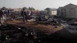 Son Dakika... Nijerya'da 3 bomba peş peşe patladı