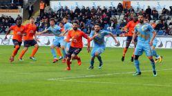 Süper Lig'in yeni lideri Başakşehir
