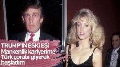 Trump'ın Türkiye hayranı olan 2. eşi Marla Maples