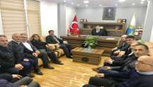 Yaman ve Ak Parti'den Darıca Ardahanlılara Ziyaret
