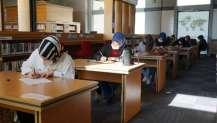 Yazarlık kursları için yazılı mülakat yapıldı