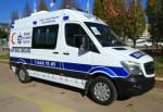 Yeni ''Mavi Ambulanslar'' hizmete giriyor