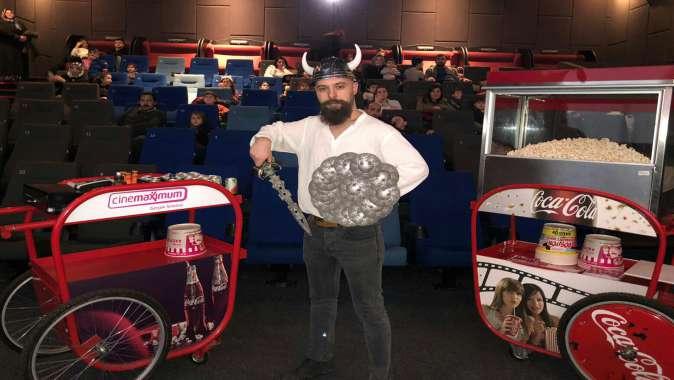 Vikingler Gebze Center Cinemaximumda!