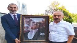 Ali Kemal Aydın'dan FOX TV'yi ziyaret