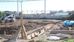 Dilovası Çerkeşli'deki yeni saha için çalışmalara başlandı