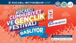 Gençlik bu festivalde buluşacak