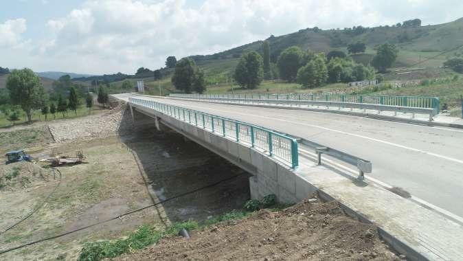 Karamürsel Semetler Köprüsü tamamlandı.