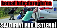 Kemal Kılıçdaroğlu'na saldırıyı PKK üstlendi