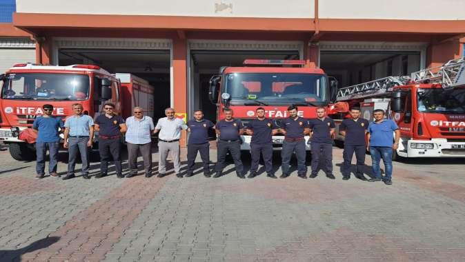 Kocaeli Büyükşehir ikinci ekibi Antalya'ya yolladı