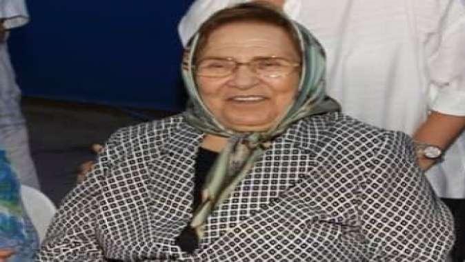 Mehmet Başaran annesini kaybetti
